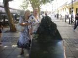 Лондон. Памятник Оскару Уайльду