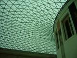 Крыша Британского музея.