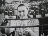 На текстильной фабрике
