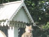 Осторожно! Усадьба охраняется кошкой!!