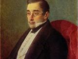 И. Крамской. Портрет Грибоедова. 1875