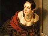 Женщина в окне (Казначейша) 1841