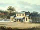 Царское Село. Дом Теппера. В.П.Лангер. 1820.
