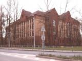 Вид здания школы 337.