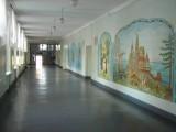 Коридор 2-го этажа 337 школы.