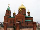 Храм святого благоверного князя Владимира, г. Кореновск