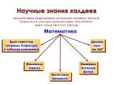 Научные знания халдеев_01