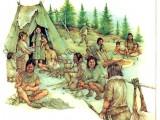 занятия древних людей
