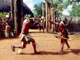 ритуальный танец африканских племён