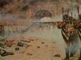 Поджигатели. Расстрел в Кремле. Картина В.В. Верещагина