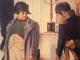 Наполеон и маршал Лористон - мир во что бы то ни стало. Картина В.В. Верещагина