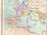 Западная Европа 6 в.