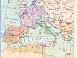 Западная Европа к.6 в.