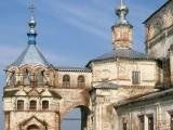Придел св. Митрофания Воронежского (1835 г.) и Никольский придел Воскресенского собора