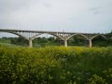 Мост через Волгу. Старица . Тверская область