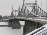 Старый мост через Волгу. Тверь