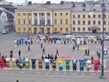 сенатская площадь в Хельсинке