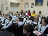 На открытом уроке 21.10.2010