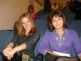 Ольга Александровна Беляева и Татьяна Александровна Чепурина.Лицей № 329