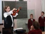 Учитель музыки Кербунова И.И.