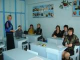 Заседают учителя округа в Народнинской СОШ