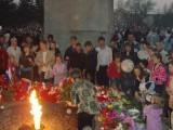 Новосибирск Манумент Славы