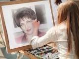 Учимся рисовать портрет