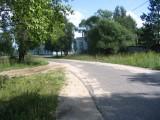 Уголок села Григорьево.