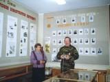 Трифонова А.Г , руководитель школьного поискового отряда