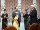 Награждение победителей IIIМежрегионального конкурса электроакустической музыки `Атал-Идель` г.Новочебоксарск(Чувашия),04 декабря 2010 года
