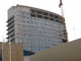 Гостиница строится