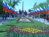 Аллея Героев 9 мая