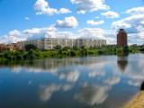 Район города Йошкар -Олы `Сомбатхей`