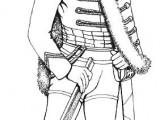 Прусский гусар