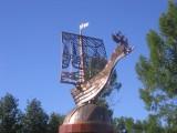 Памятник мореходам. Автор В. Михайлов.
