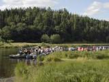 Сплав по рек Уфа 2011