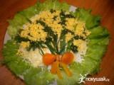 Салат `Мимоза`