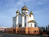 Храм Казанской божьей матери в г.Альметьевске