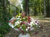 В парке Имени А.С.Пушкина