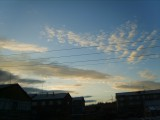 Облака, равняйсь, смирно! Ровными рядами шагом марш!