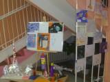 выставка детских работ к Дню космонавтики