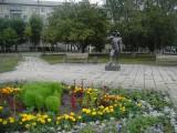 Городские цветы Магнитогорска