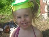 Моя дочурка Аннушка