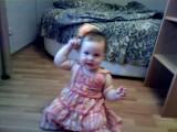 Живая кукла...Маша.День рождения. 1 г.