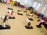 Фитнес-технологии в детском саду. Занятие по степ-аэробике.