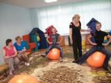 Консультация- Развитие творческих способностей детей на занятиях по фитболу.