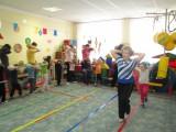 Совместное физкультурное занятие с детьми и родителями.