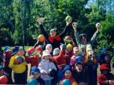 Спортивный праздник Микки Маус и Мини Маус в гостях у ребят