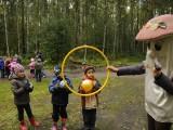 Спортивный досуг - поход `Приключения в осеннем лесу`