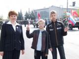 `Школа №6 приветствует ветеранов`
